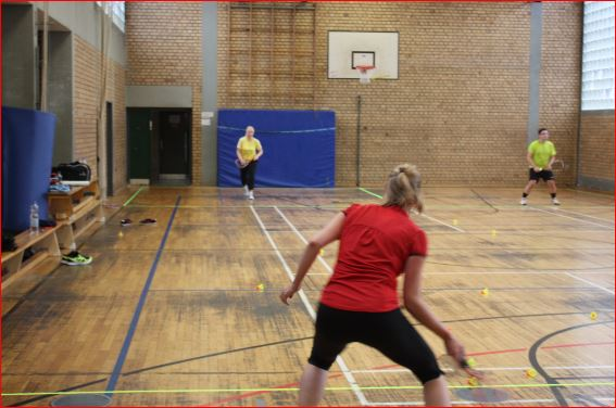 KSBV-Trainings-Session mit Andrea D. und Jenny