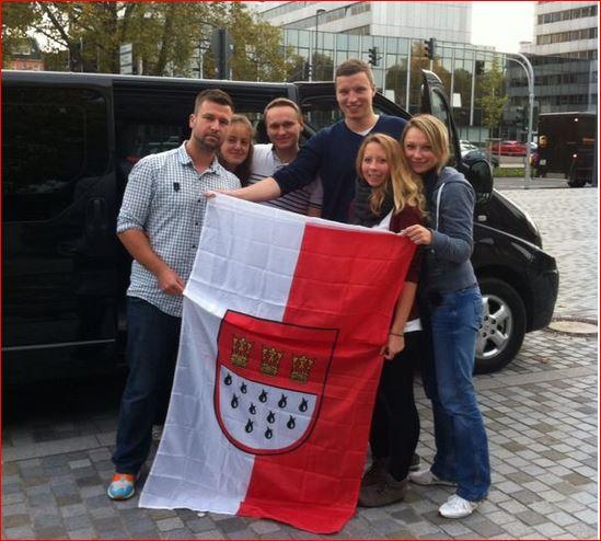 KSBV bei den Deutschen Vereinsmeisterschaften 2014